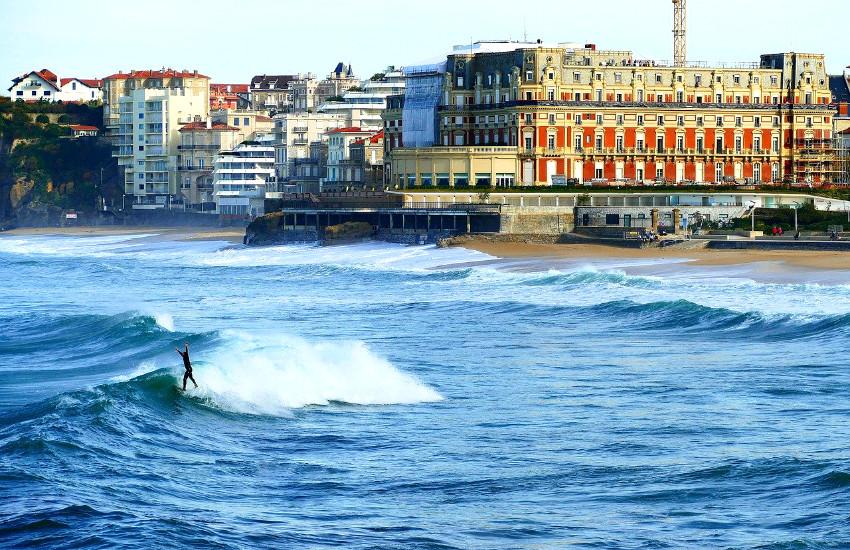 La côte basque, une région favorable à l'investissement immobilier